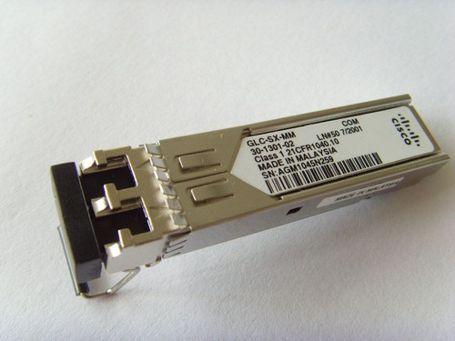 cisco glc-sx-mm sfp 1000base-sx transceiver module original