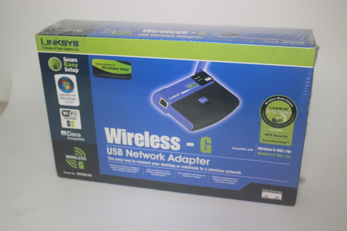 LINKSYS WIRELESS G USB WUSB54G DRIVER FOR WINDOWS DOWNLOAD
