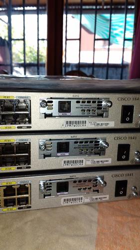 cisco router 1841 nuevo