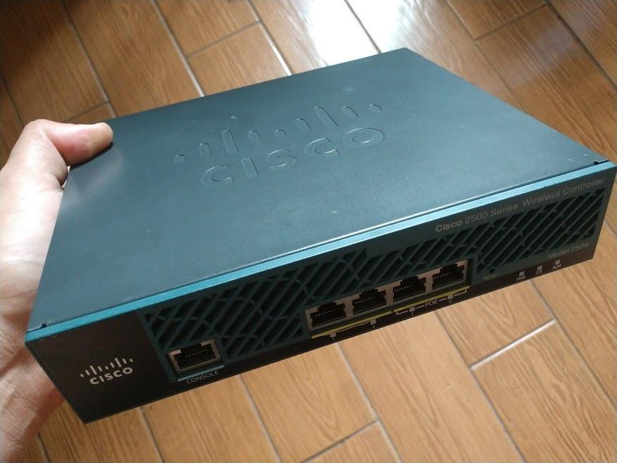 Cisco 5508 Check Fus Version