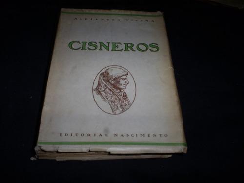 cisneros / alejandro vicuña / 1939