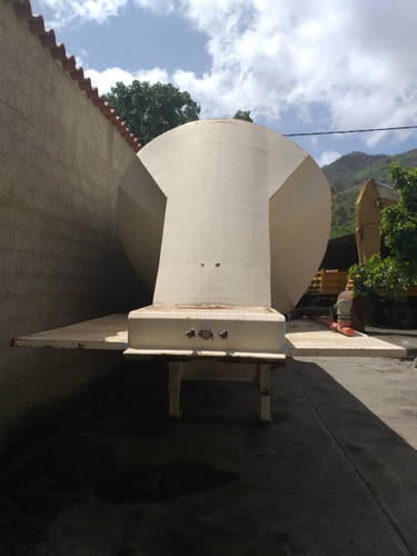 cisterna cementera - tanque cementero
