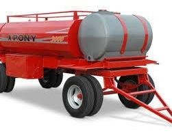 cisterna combinada 3000 l. pony