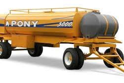 cisterna combinada 5000 l. pony