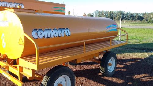 cisterna de 3000 litros marca comofra