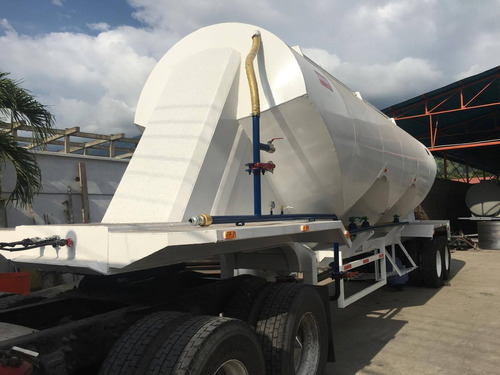 cisterna para cemento capacidad 28 metros cubicos