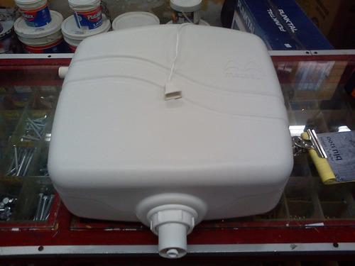 cisterna plastica universal completa nueva garantia pulsador