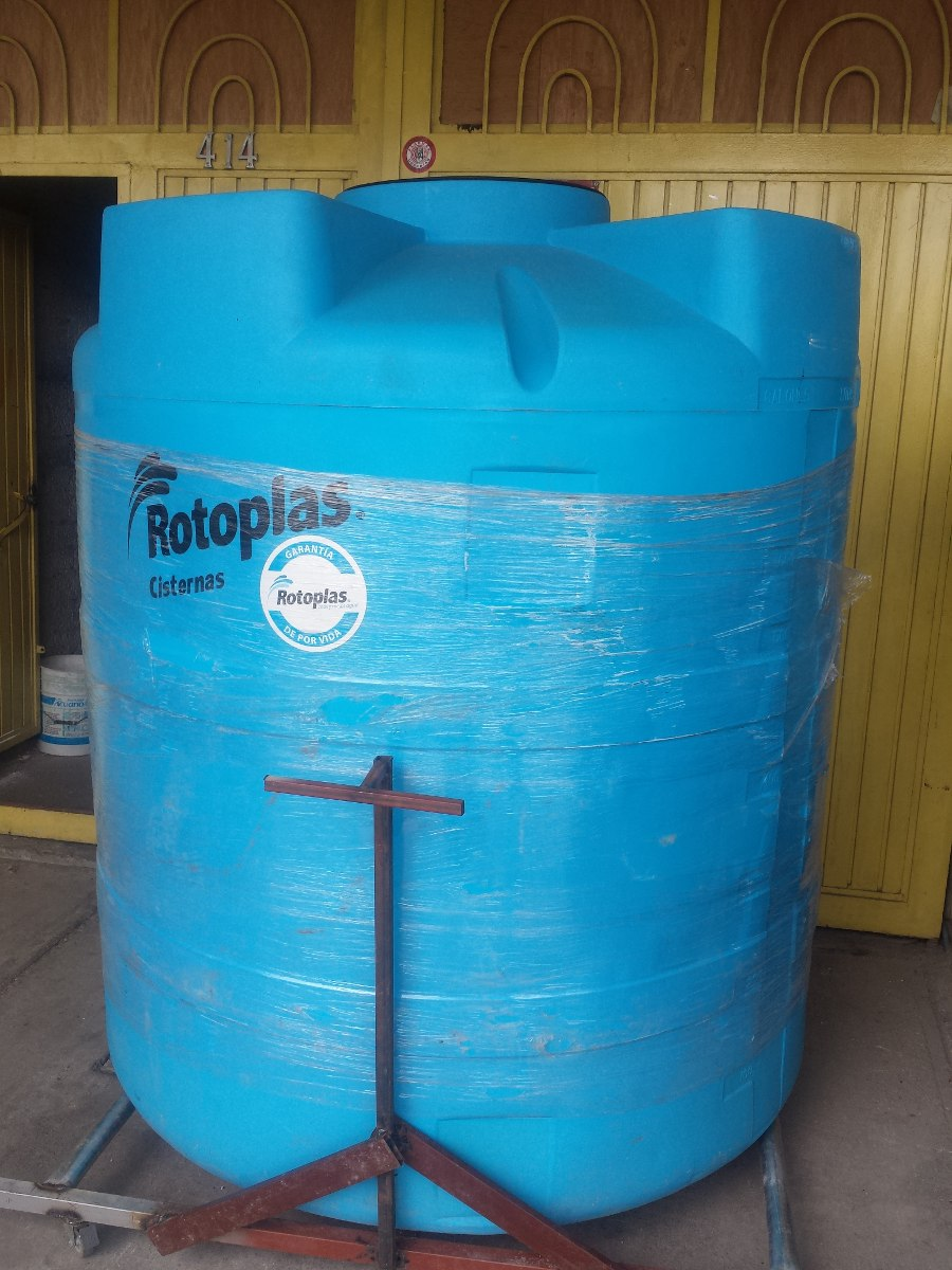 Cisternas rotoplas tinacos biodigestores tuboplus for Estanque de agua 10000 litros precio