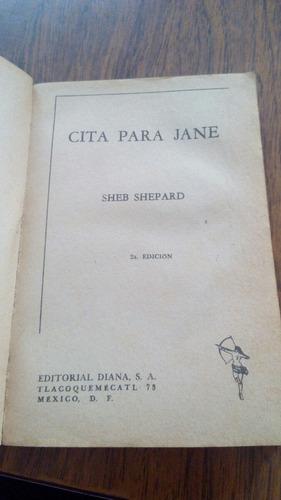 cita para jane - sheb shepard
