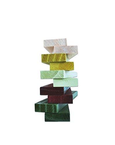 Citiblocs Bloques De Construcción De Color Camuflaje De 100 ...