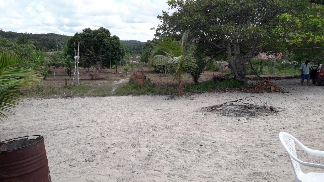 citio em barragem de está helena município de dias davila ba