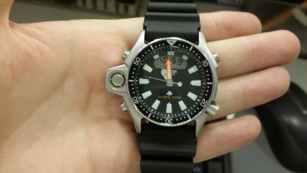 526c202b3a0 citizen aqualand mergulho jp2000-08e série prata   tz10137t. Carregando  zoom.