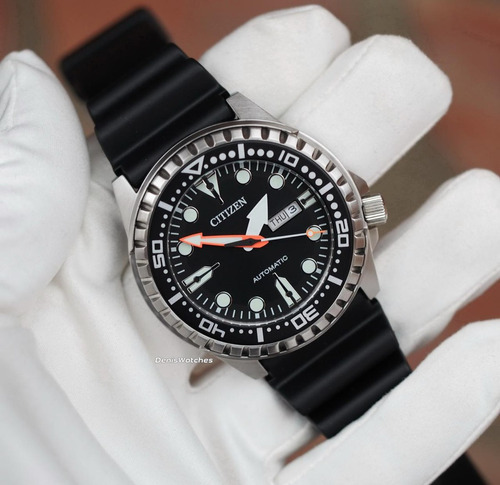 1a5a0aecc8a Citizen Automático Black 100m - 12xsem Juros - Frete Grátis - R  820 ...