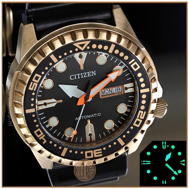 9cea007eef6 citizen automático marine 100m nh8383-17e - frete grátis. Carregando zoom.