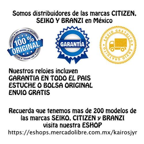 citizen bf2013-56e acero dorado caratula negra --kairos--