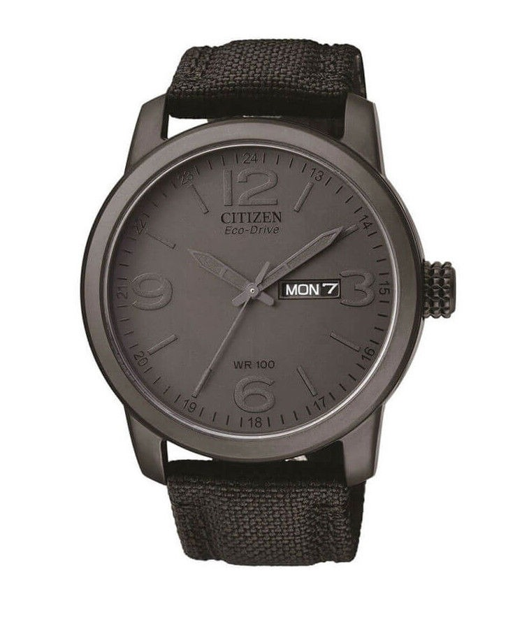 5b332043d27 Citizen Bm8475-00f Reloj Eco-drive Military Black... -   139.990 en ...