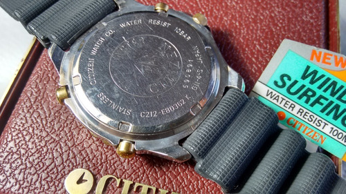 citizen c212 yachting - wind surf combo promaster