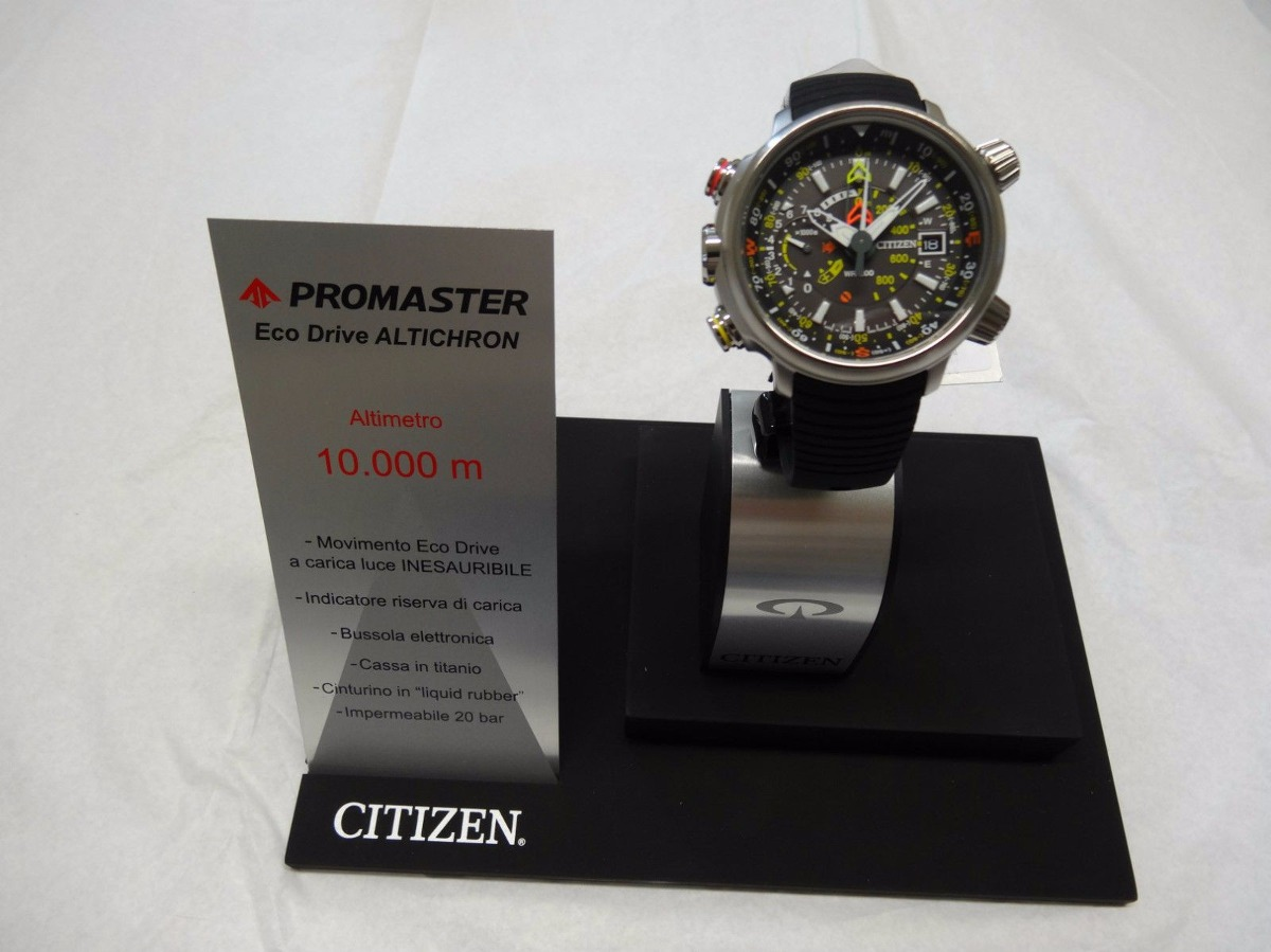 citizen eco drive titanium manual