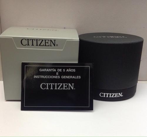 citizen eco-drive caballero. 60907. original.