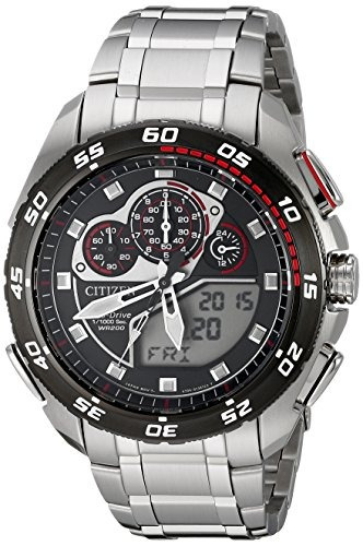 citizen eco-drive mens jw0111-55e promaster watch