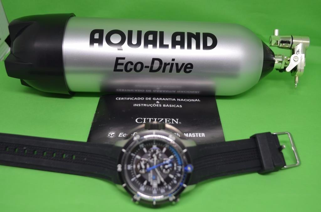 46f293fbce1 citizen eco-drive promaster aqualand tz30722d - bj2120-07e. Carregando zoom.