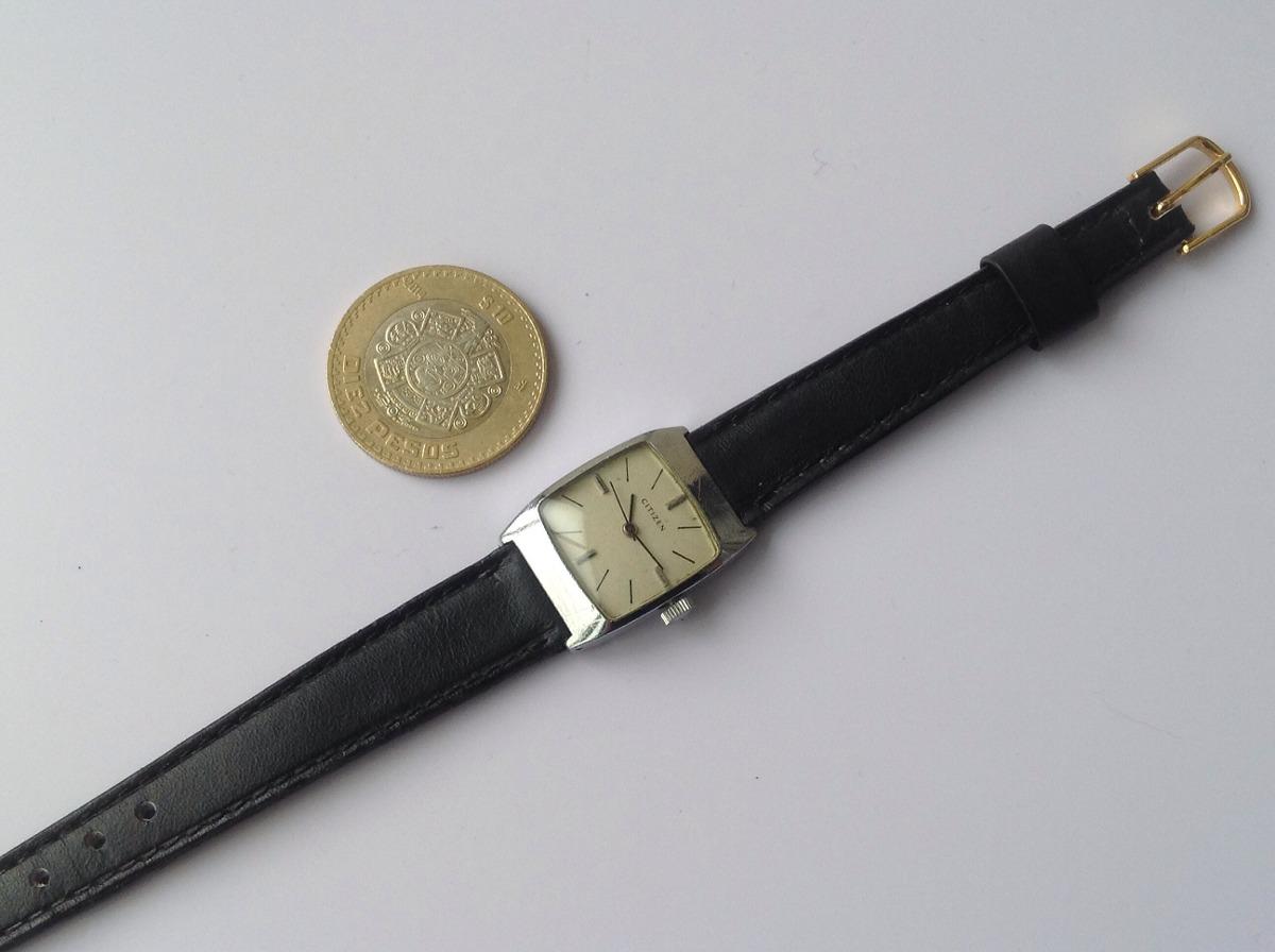 Antiguo Reloj Citizen A Cuerda Para Dama A 241 Os 60 S 17