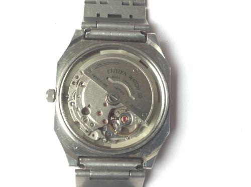 citizen joyas. reloj