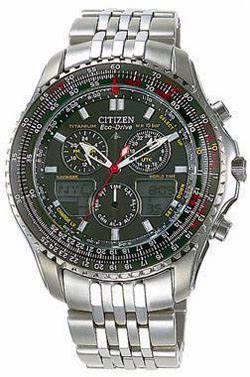 citizen jr3034 navihawk titanium eco-drive jr3034-59e