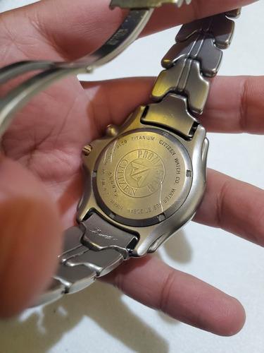 citizen promaster titanium divers 200m (made in japan)