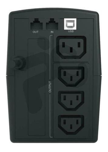 cito ups 1000va/600w power line-interactive envio gratis