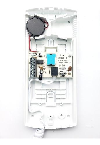 citofono intec bot-1 tec-1