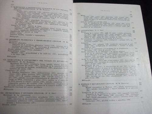 citología general - de robertis, nowinski, sáez