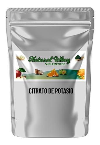 citrato de potasio    1 kilo +  citrato de magnesio 1 kg