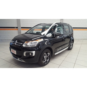Citroën Aircross 1.6 16v Exclusive Atacama Flex Aut. 5p