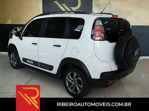 citroen aircross  1.6 16v feel (flex) flex manual