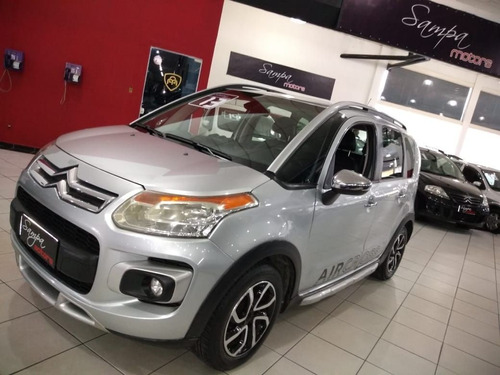 citroen aircross 1.6 exclusive 16v