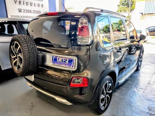 citroen aircross 1.6 glx 16v flex 4p automático 2012/2013