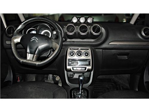 citroen aircross 1.6 glx 16v flex 4p automático