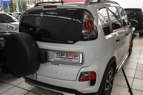 citroen aircross 1.6 glx 16v flex 4p manual 2013/2013