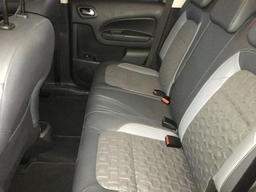 citroen aircross 1.6 shine automático flex preto 2018