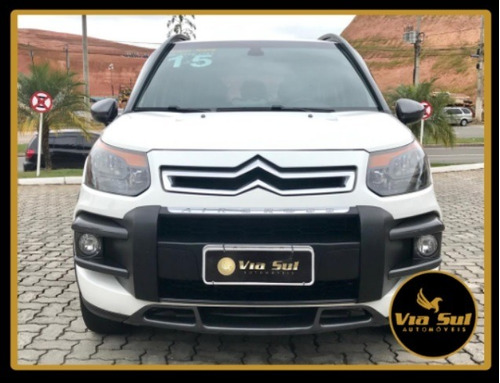 citroen aircross 1.6 solomon exclusive aut