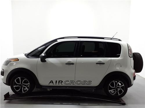 citroen aircross 1.6 tendance 16v flex 4p automático