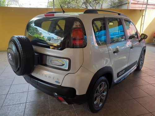 citroen aircross 1.6 vti 120 flex shine eat6