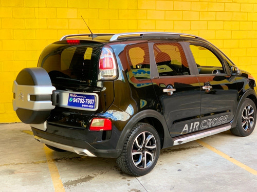 citroen aircross exclusive 1.6 automático metro sao lucas