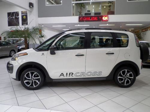 citroen aircross tendance 1.6 flex 16v 5p mec. 2015