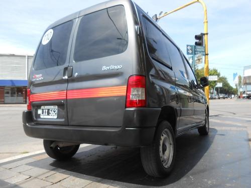 citroen berlingo 1.6 hdi furgon pack seguridad año 2012