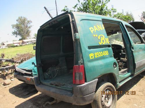 citroen berlingo 1997-2001 en desarme