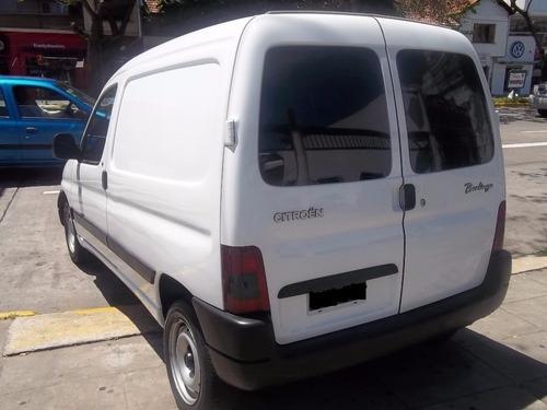 citroen berlingo 2008 1.9 furgon, anticipo 70.000 y cuotas f