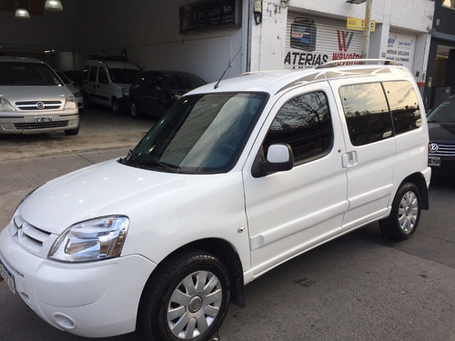 citroen berlingo 2017 multispace xtr 1.6 hdi color blanca