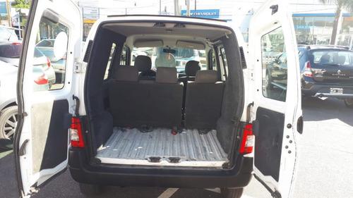 citroen berlingo furgon 1.6 hdi business mixto 2017